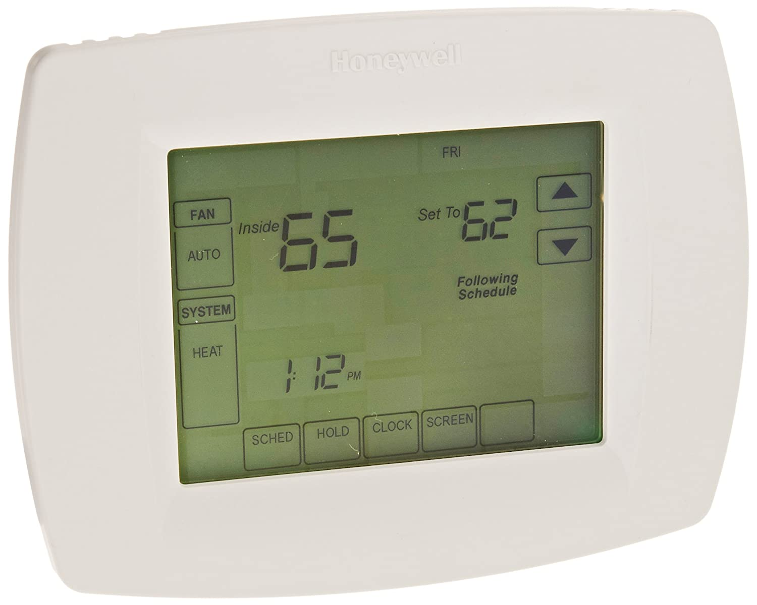Honeywell TH8110U1003 Heat/Cool Digital Thermostat - Programmable Household  Thermostats - Amazon.com