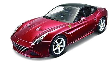 Maisto 39130 Modellauto 1 24 Bausatz Ferrari California T Rot