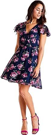 فستان هاريت من ميلا لندن للنساء