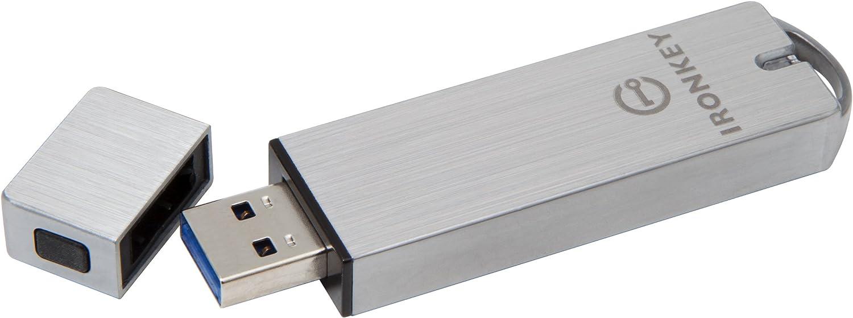 Kingston 4 Gb Ironkey Basic S1000 Verschlüsselte Usb Elektronik