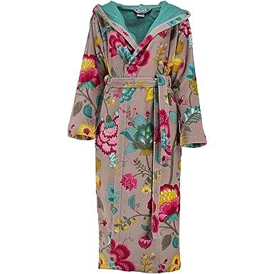 wähle das Neueste kauf verkauf detaillierte Bilder PiP Studio Bademäntel Damen Velours Floral Fantasy