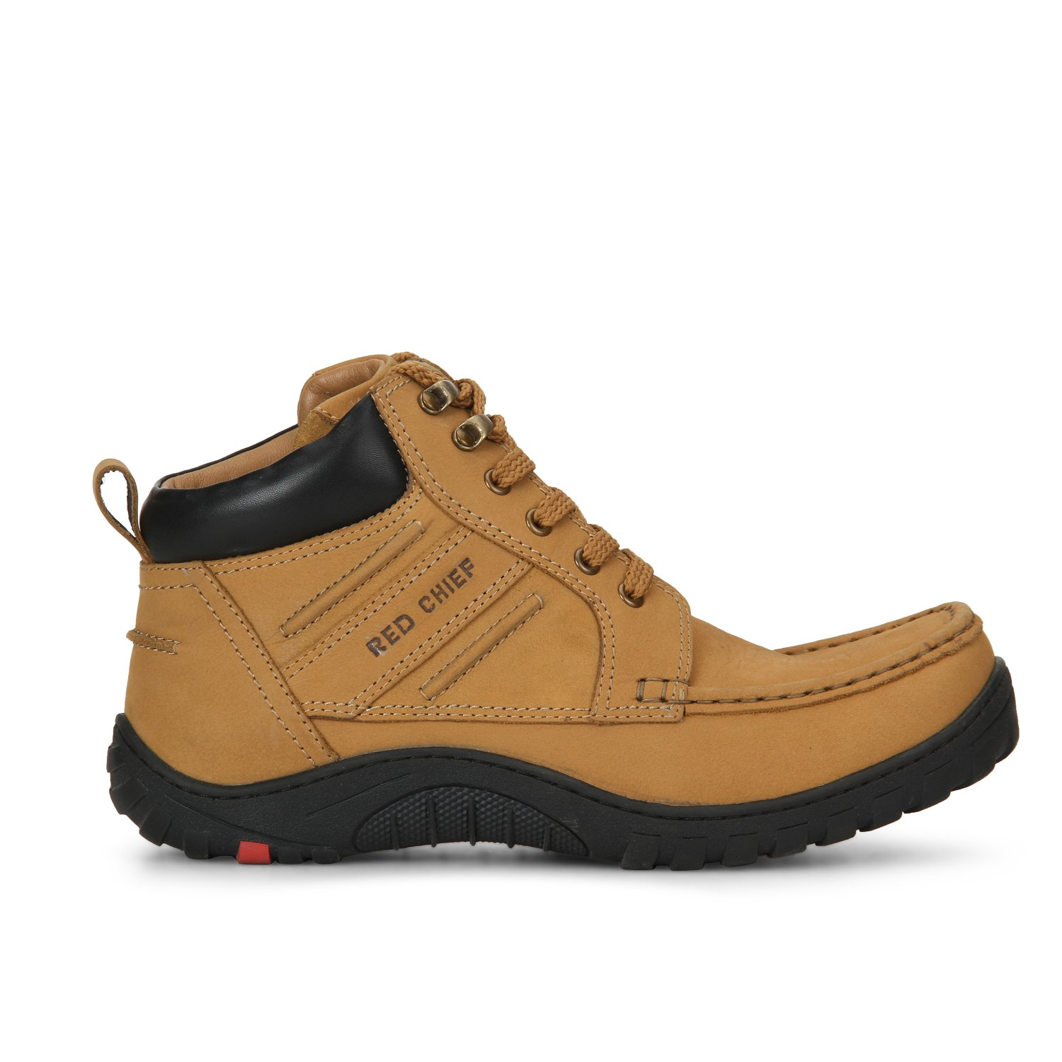 86ea7a6483 Red Chief Rust Men s Casual Leather Shoes (RC3476 022) (10)  Buy Online at  Low Prices in India - Amazon.in