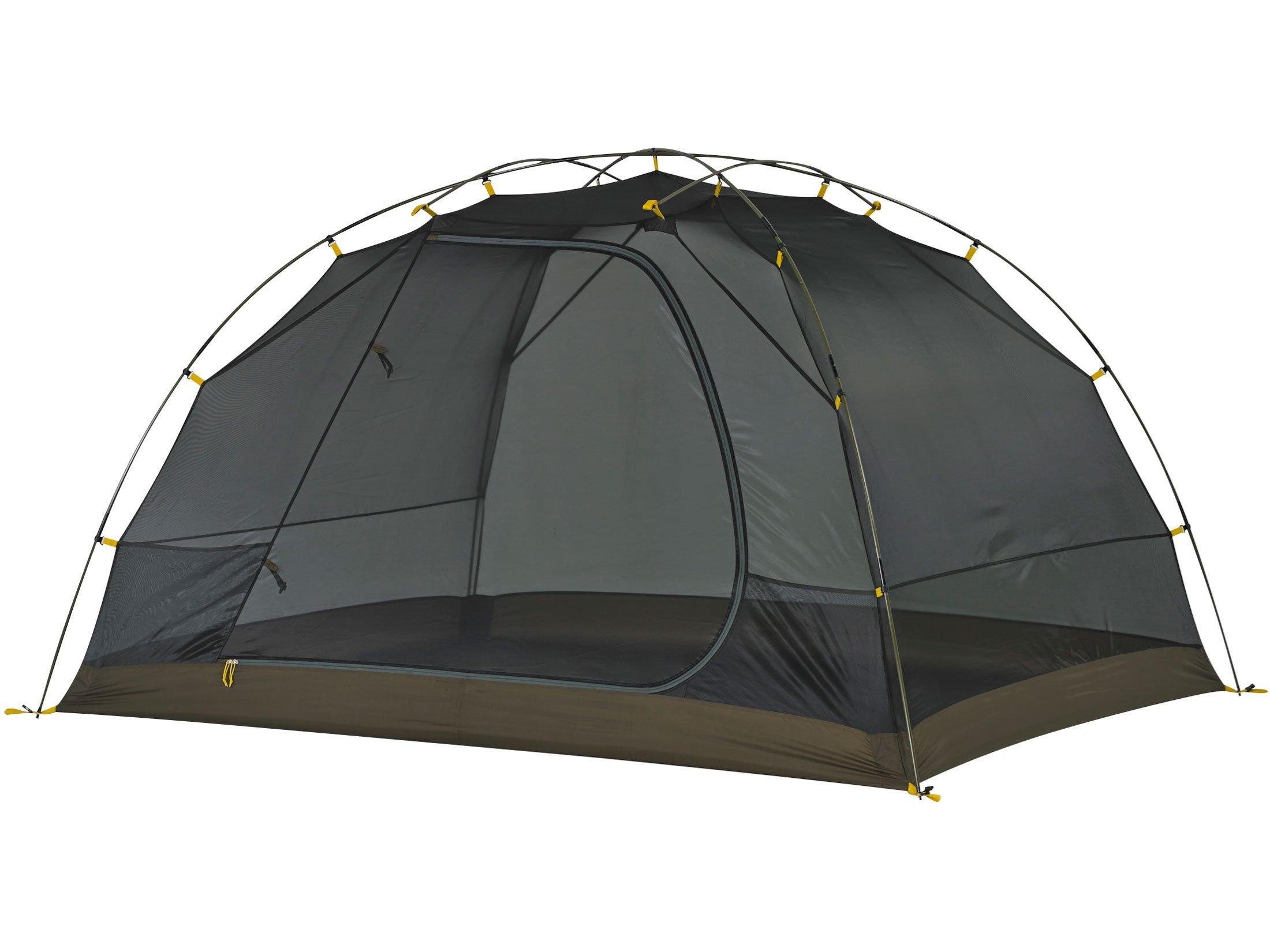 Slumberjack Daybreak 4 Person Dome Tent 99'' x 84'' x 58.5'' Polyester Green