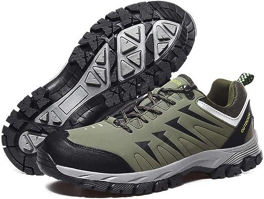 anti slip hiking shoes
