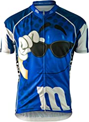 a4caa5b98 Brainstorm Gear 2015 Men s M Ms Red Cycling Jersey ...