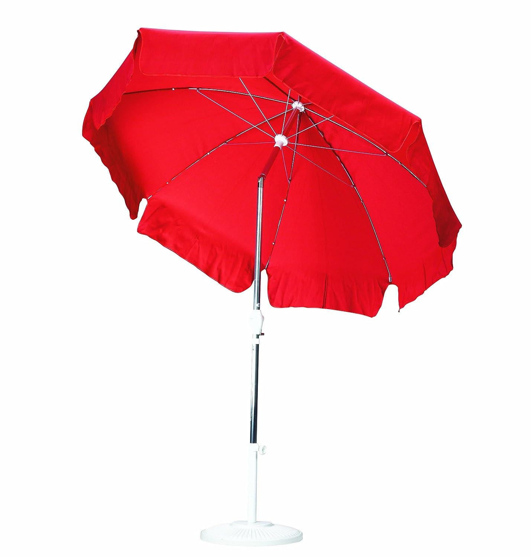 Amazon California Umbrella 7 5 Round Aluminum Patio