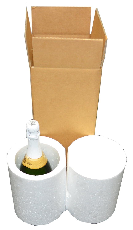 Amazon.com: Magnum extragrande 1 botella de vino/champán ...