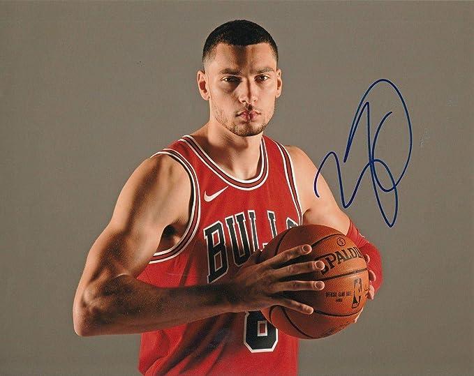 717c95dff Autographed Zach LaVine Photograph - 8X10 W COA  8 - Autographed NBA Photos  at Amazon s Sports Collectibles Store