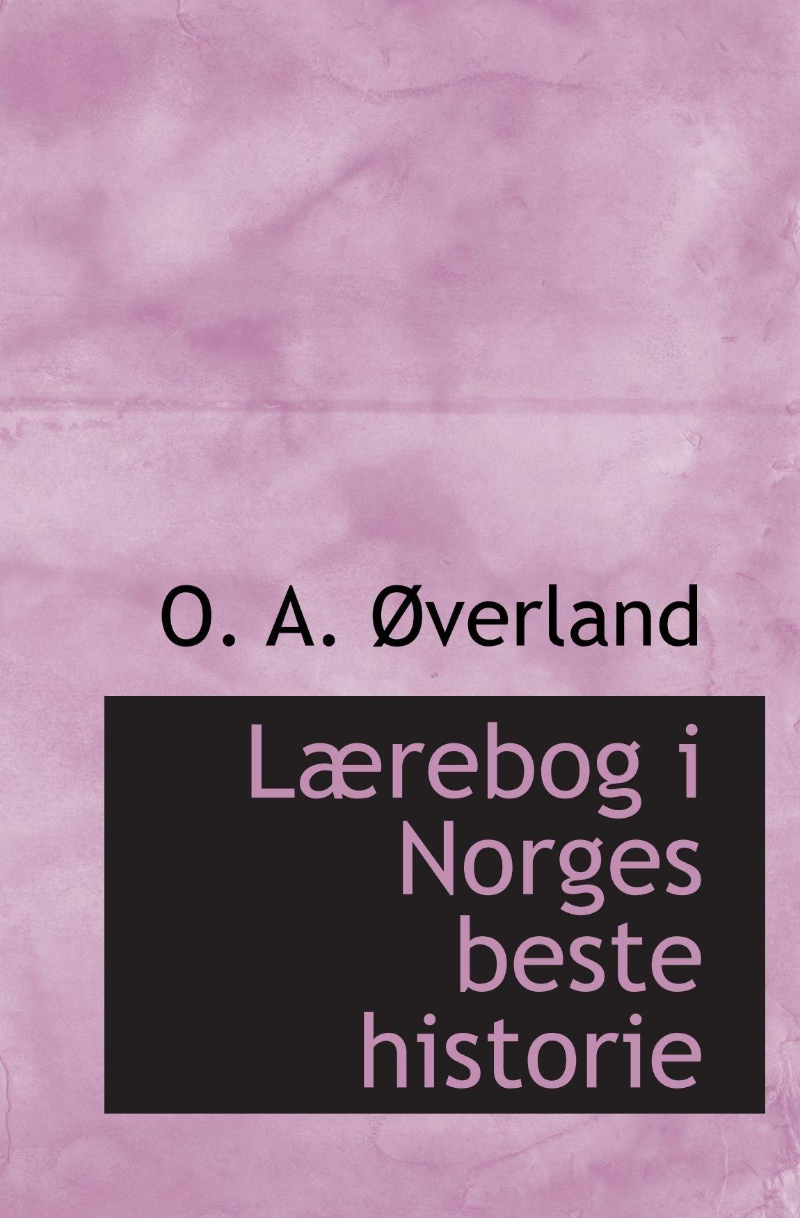 Download Lærebog i Norges beste historie (Danish Edition) pdf