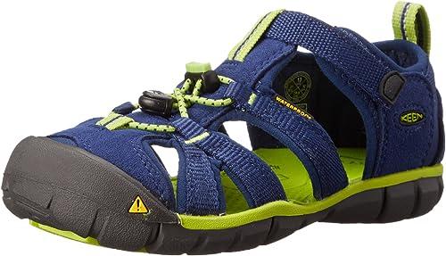 Keen Seacamp Ii Cnx Enfants Sandales Bleu