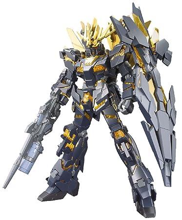 Bandai Hobby Hguc #175 02 Banshee Norn Unicorn Gundam Model Kit (1/144 Scale) Toy Figures at amazon