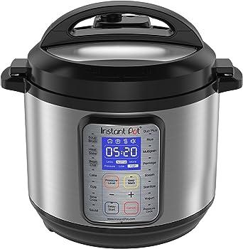 Instant Pot DUO Plus 6 Qt 9-in-1 Multi Pressure Cooker