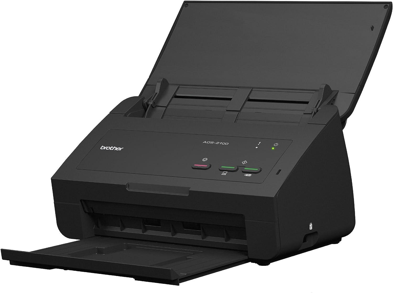Brother ADS2100 - Escáner de Documentos a Doble Cara de Alta ...