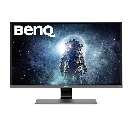 BenQ EW3270U 80,01 cm (31,5 Zoll) Monitor (4K UHD 3840 X 2160 Pixel, HDR10, AMD FreeSync, Brightness Intelligence Plus, USB-T