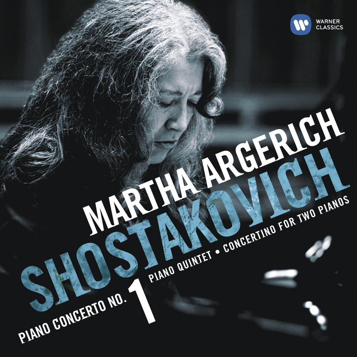 Shostakovich: Piano Concerto No. 1; Concertino; Piano Quintet
