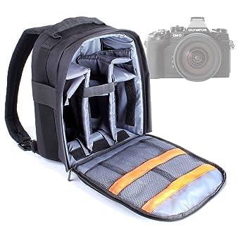 Mochila para cámara Olympus Stylus Traveller SP-100EE, Nikon D3300 ...