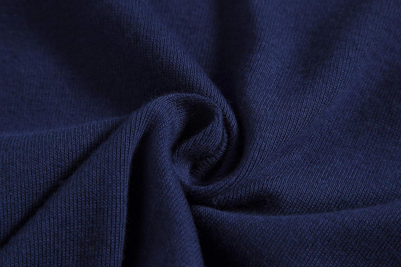 KikizYe Boys Pajamas Long Sleeve 100/% Cotton Little Kids Pjs Sleepwear