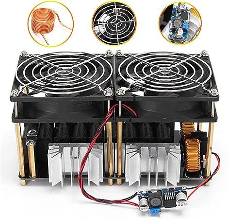 Redcolourful 1800W / 2500W ZVS Calentador de inducción Máquina de ...