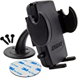 Arkon Adhesive Dash Car Phone Holder Mount for iPhone 7 6S 6 Plus iPhone 7 6S 6 Galaxy Note Retail Black