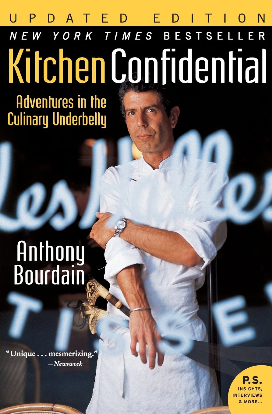Image result for kitchen confidential