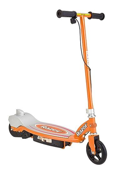 Amazon.com: Razor E90 – Patinete eléctrico (, Anaranjado ...