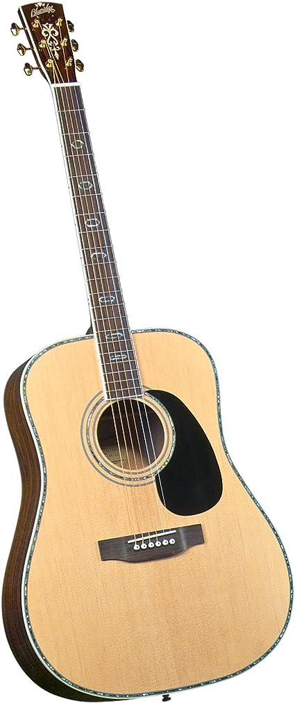 Blue Ridge BR-70 - Guitarra acústica con cuerdas metálicas: Amazon ...