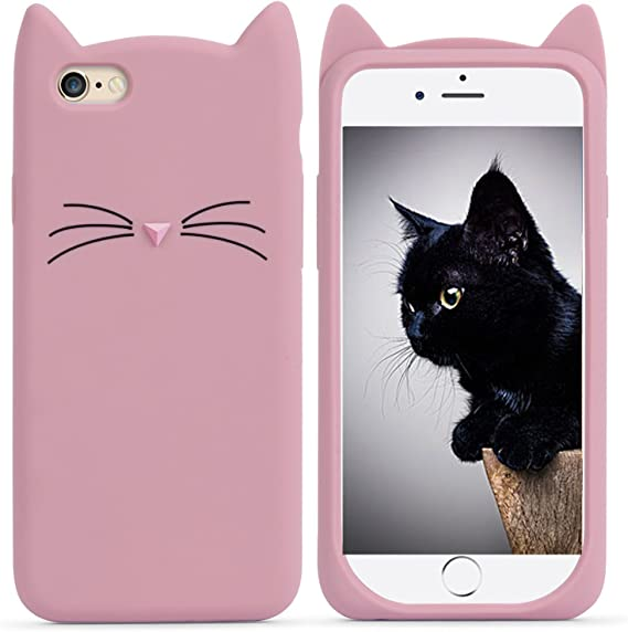 Iphone 6 Kitty Case Cute Animal Cat And