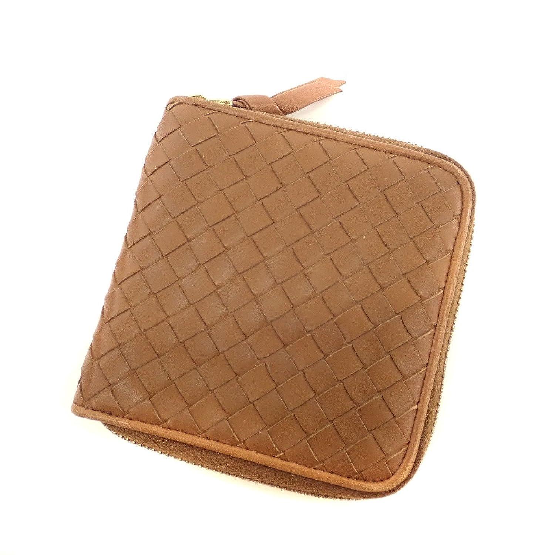 [ボッテガヴェネタ] イントレチャート 二つ折り財布(小銭入れあり) レザー レディース B079YKZV57