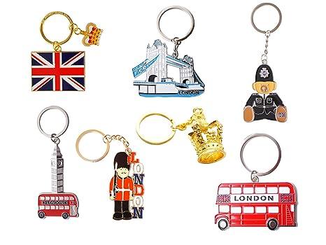 Amazon.com: Famosos Iconos De Londres recuerdo de Reino ...