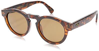 0ca436e4b0 Image Unavailable. Local Supply Men s FREEWAY Polarized Sunglasses - Dark  Brown Tint Lens