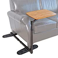 Able Life Universal Swivel TV Tray Table, Work from Home Computer Desk, Compact...