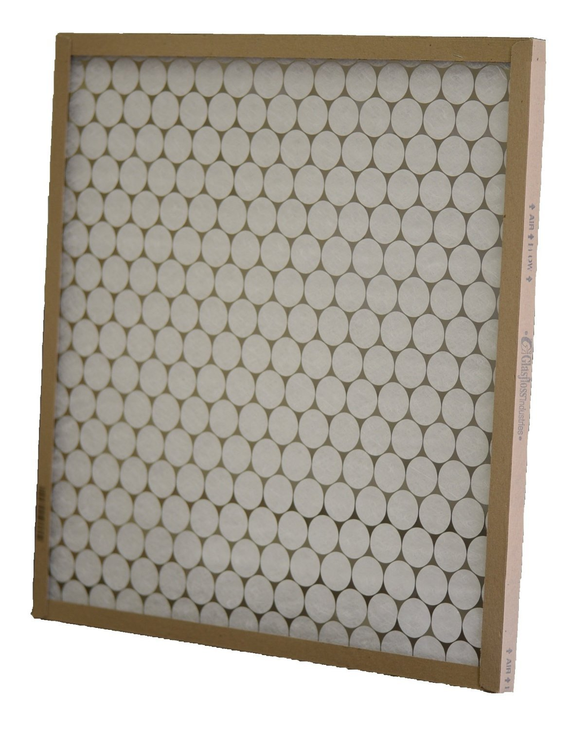 Glasfloss Industries PTA14181 PTA Series Heavy Duty Disposable Panel Air Filter, 12-Case by Glasfloss Industries