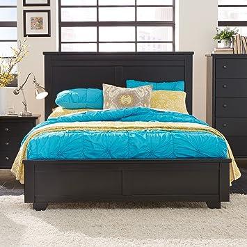 progressive furniture bedroom reviews willow set sets king headboard black
