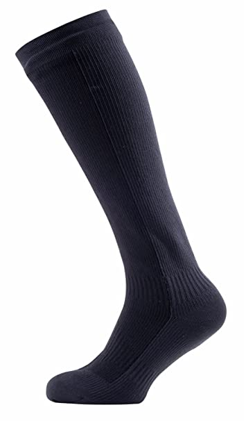 8c24bc64c7e Amazon.com  SEALSKINZ 100% Waterproof Sock - Windproof   Breathable ...