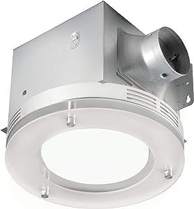 Tosca 7117-02-BN Bathroom Fan Integrated LED Light