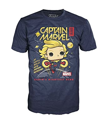captain marvel t shirt uk