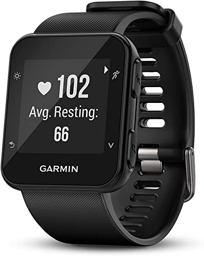 Garmin Forerunner 35 Watch, Limelight (Renewed)