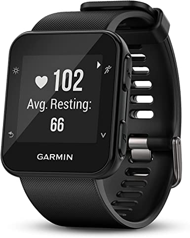 Garmin Forerunner 35 Watch, Black Renewed