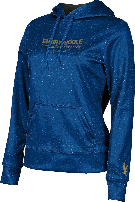 ProSphere Embry-Riddle Aeronautical University Worldwide Girls Pullover Hoodie School Spirit Sweatshirt Heathered