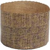 Amazon.com: Kitchen Supply Large Panettone Paper Mold, Set