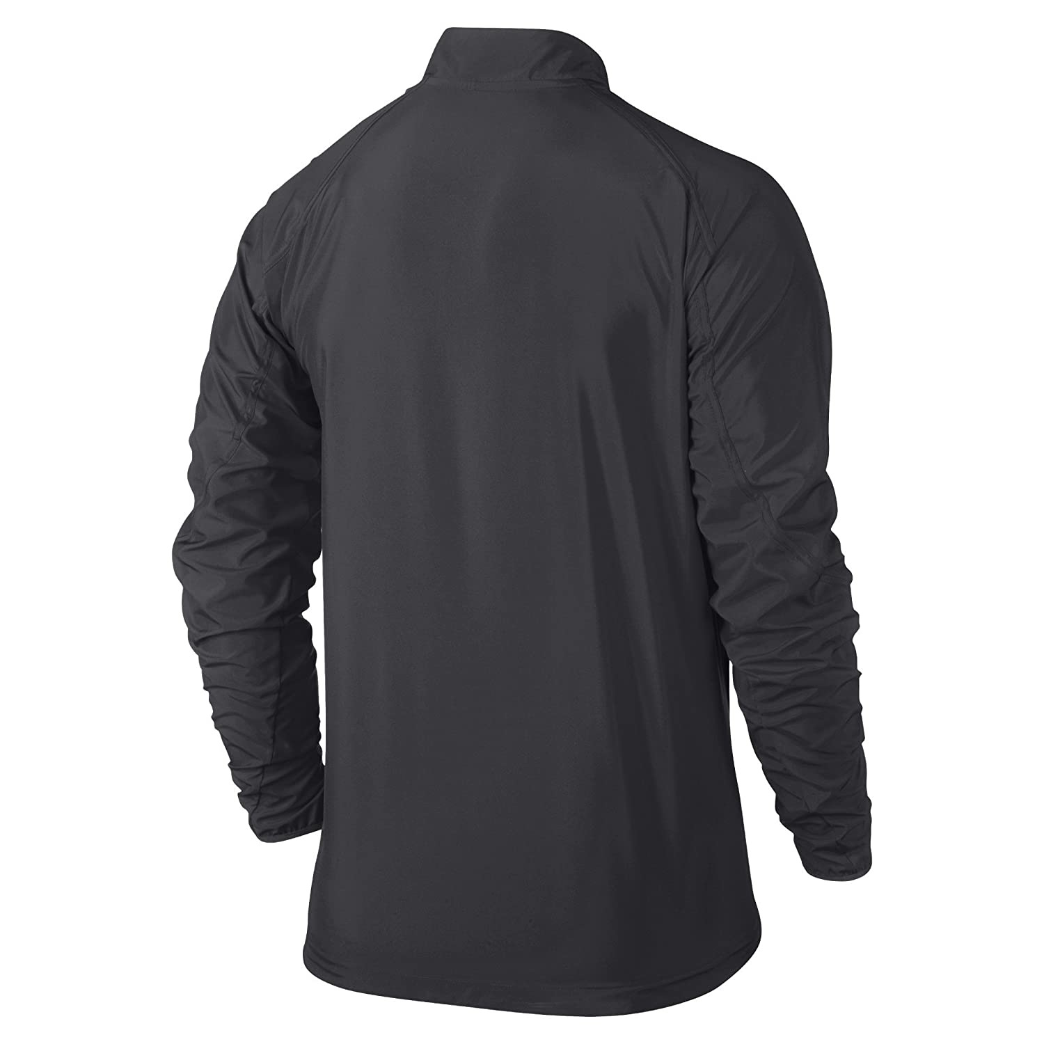 Amazon.com: NIKE Team PR Woven Men's Running Jacket (Large, Anthracite/Silver):  Clothing