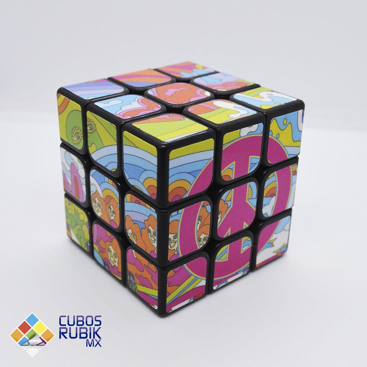 新作 Cube Warina B074ZPRB5G 3x3x3 3x3x3 Warina ヒッピーキューブ B074ZPRB5G, 阿武郡:6b6af780 --- a0267596.xsph.ru