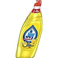 Joy Concentrated Dishwashing Liquid, Refreshing Lemon, 500ml (1 New Version 500ml)