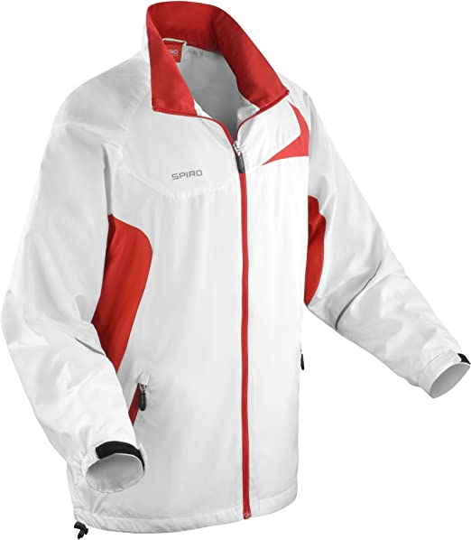 Spiro Micro-Lite Team Outerwear Jacket S180X Sports Running Cycling Coat