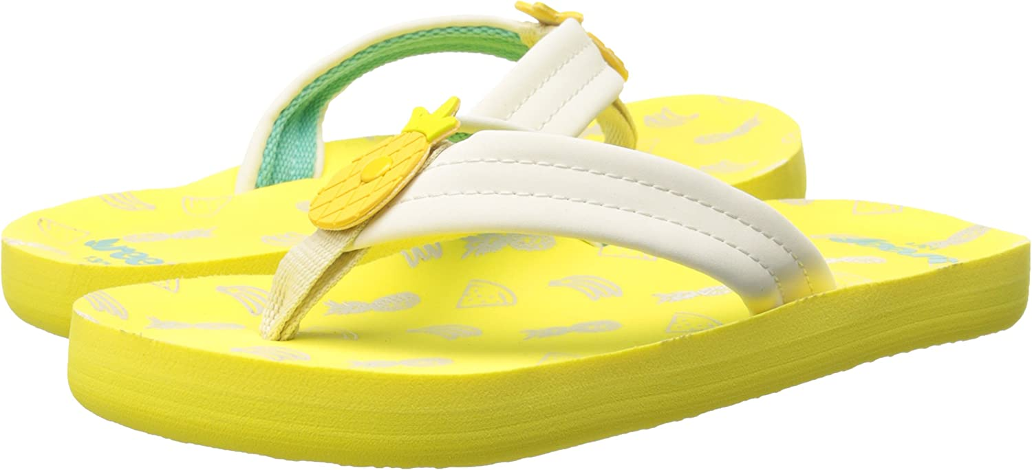 Reef Little Ahi Fruits Kids Sandal Toddler//Little Kid//Big Kid