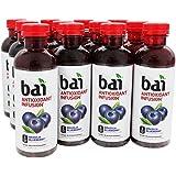 Bai - Antioxidant Infusion Beverage Brasillia Blueberry - 12 Bottle(s)