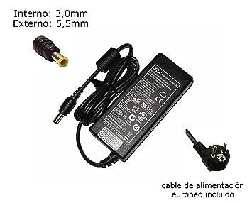 Cargador de portátil Samsung R538 R540 R55 R560 R580 R60 Plus R610 R620 R70 R700 Alimentación, adaptador, Ordenador Portatil transformador - Marca