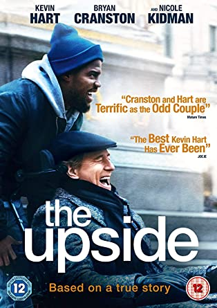 Poster of The Upside 2019 Full English Movie Download BluRay 1080p