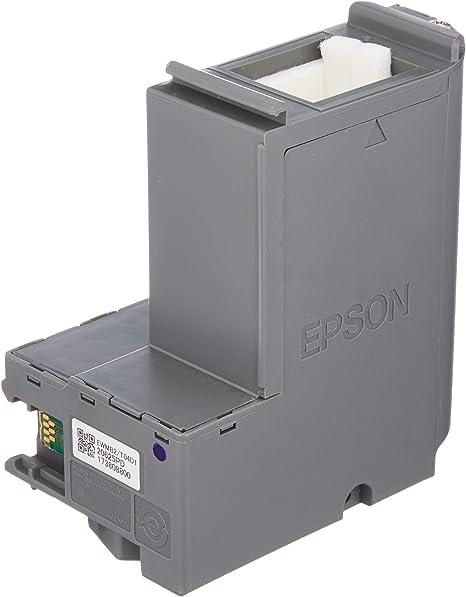 Caja De Mantenimiento Epson T04D100 L6161 L6171 L6191