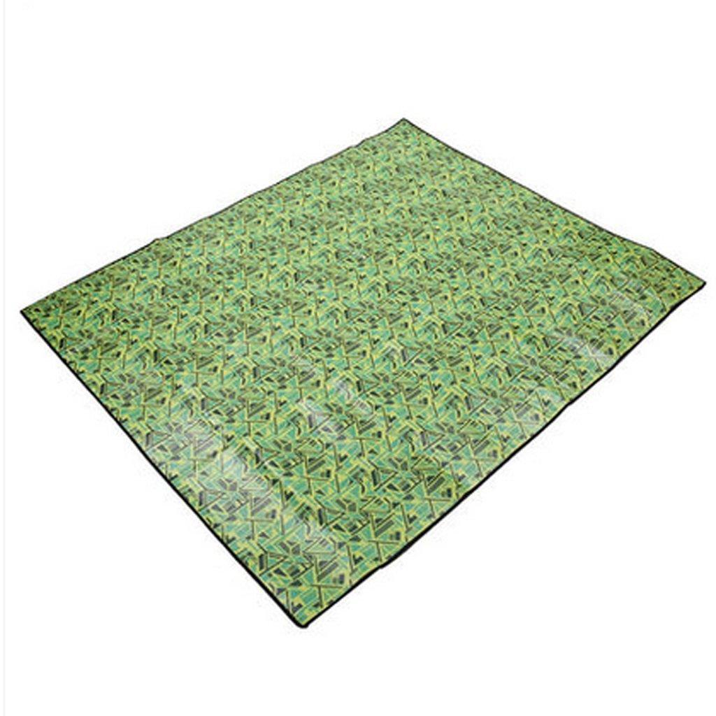 KUN Peng Shop Frühling und Sommer Outdoor-Ausflüge Picknick Tragbare Zelte Matte Feuchtigkeit Pad A B0749KRS1L | Maßstab ist der Grundstein, Qualität ist Säulenbalken, Preis ist Leiter